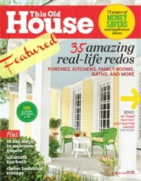 This Old House July12-cover feature