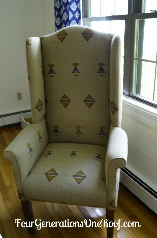 primitive upholstery
