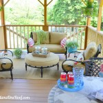 BHG inspired deck design