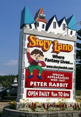 Story Land 2012