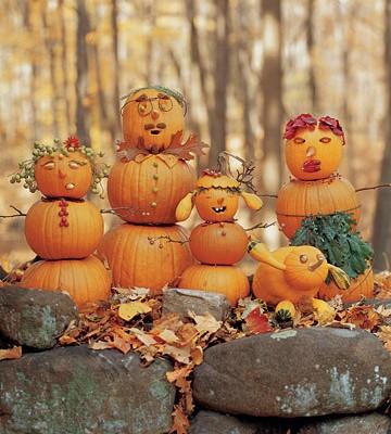 Kid friendly fall decorating ideas