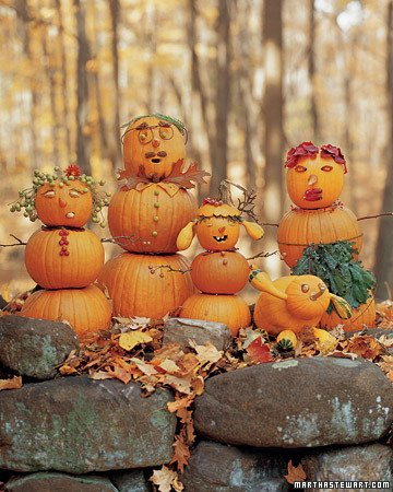 Kid Friendly Fall Decorating Ghord Family