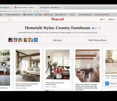 Hometalk Styles: Country farmhouse pinterest board