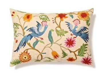 anthropology mantadia pillow pattern