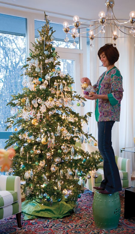sarah richardson christmas tree