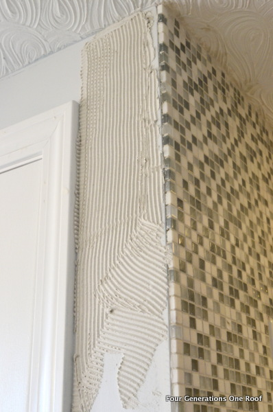 how to tile a bathroom walls