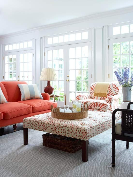 avoid winter blues by mixing and matching colors