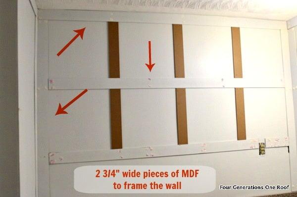 Full Wall Wainscoting Bathroom