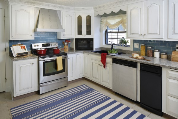 cottage kitchen reveal