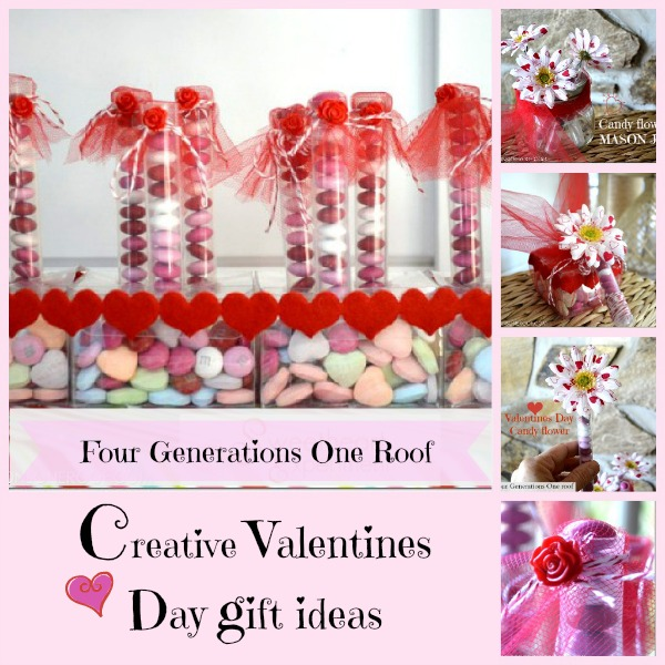 our creative valentine's day gift ideas - four generations one roof, Ideas