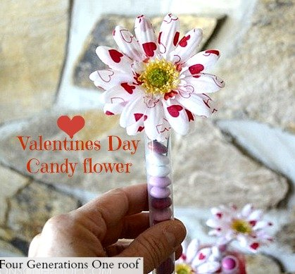 Valentine's Day Candy Gift Idea