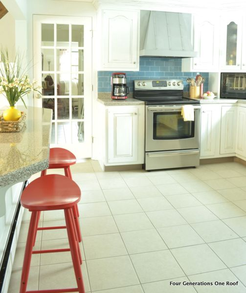 cottage kitchen before and after