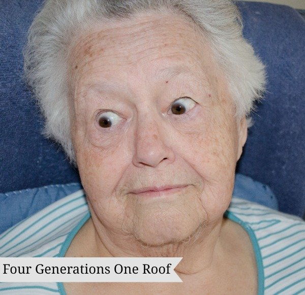 grandmother multi generational drama over pellet stove