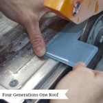 How to cut tile with a wet saw 2