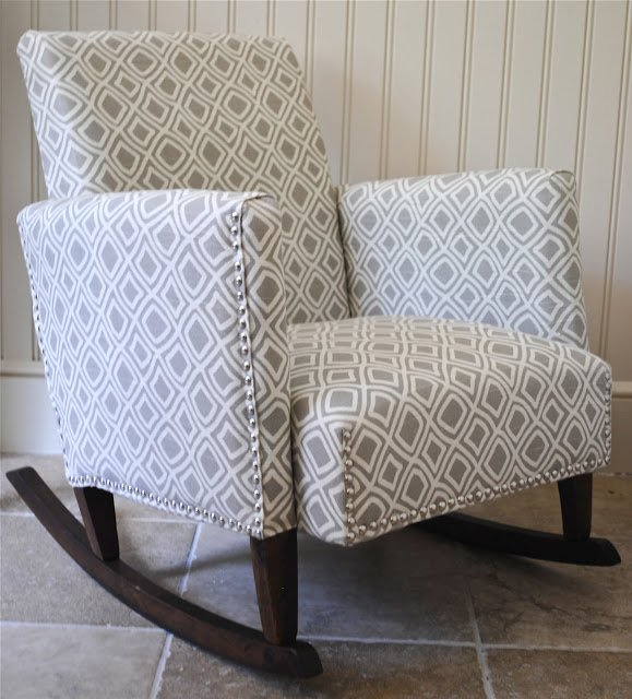 DIY upholstery - Four Generations One Roof
