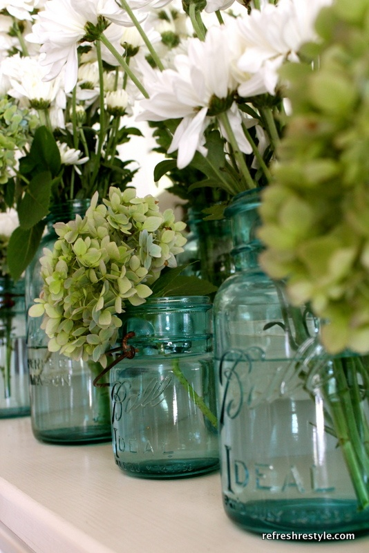 Spring Mason Jar Crafts Using Fresh Flowers Page 5 Of 11