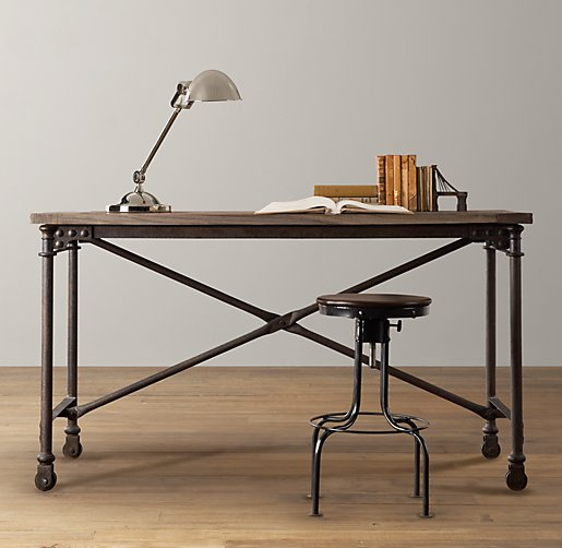 DIY Desk Ideas For Our Study Makeover Four Generations