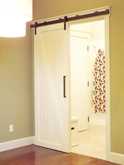 Creative Diy Sliding Doors Tutorials Four Generations