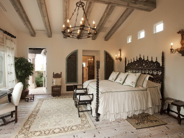 Light wood archives four generations one roof Master bedroom ceiling beams