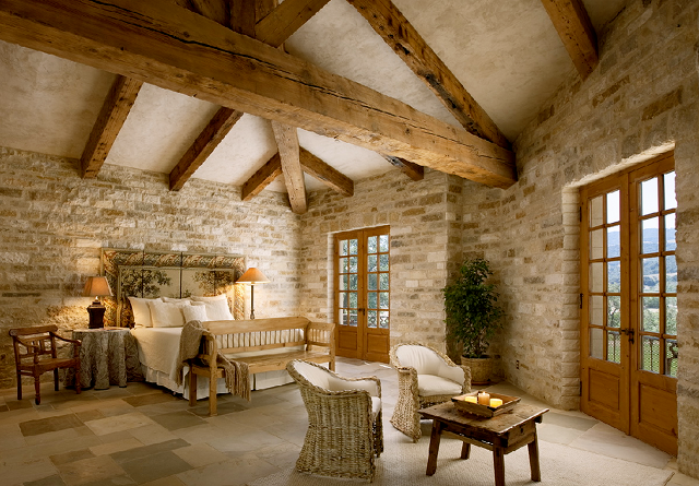 The Beauty Of Reclaimed Lumber Wooden Beams Four