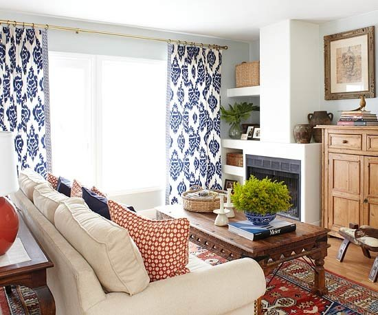 This Weeks Top BHG Pinterest Color Inspiration Four Generations One