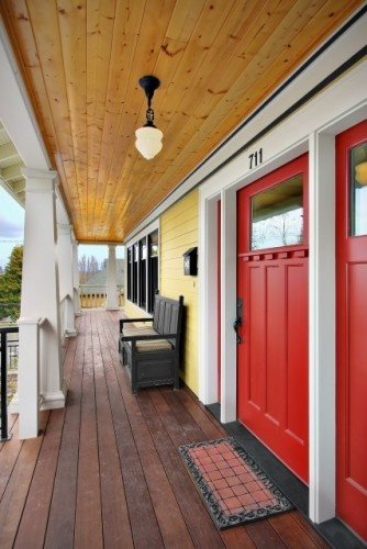 front door paint ideas 220 colorful front door colors  Four Generations One Roof