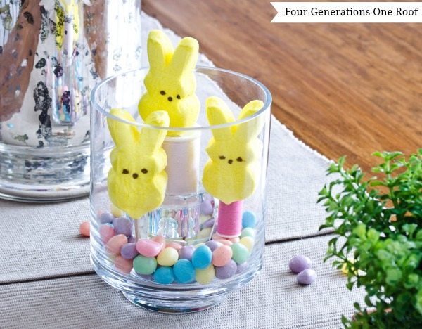 Easter Decorating Ideas Four Generations One Roof