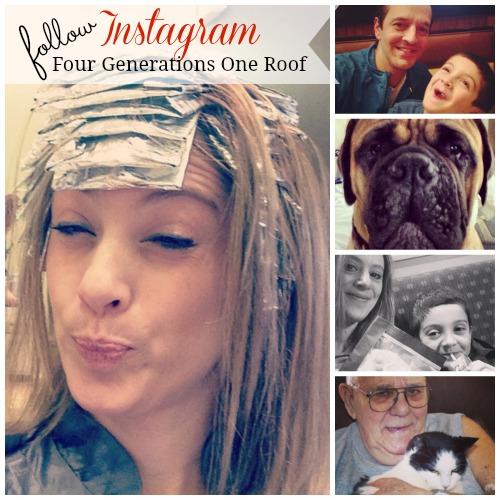 fun friday + instagram
