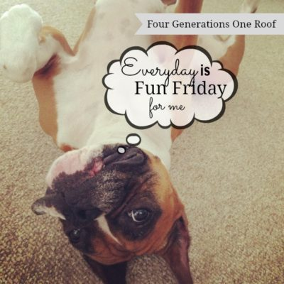 It's fun Friday + the movie HOP