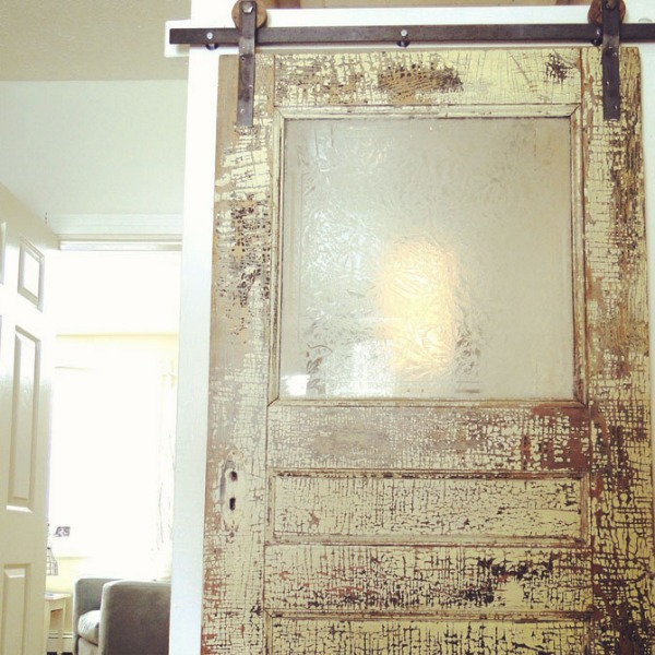 creative diy door ideas
