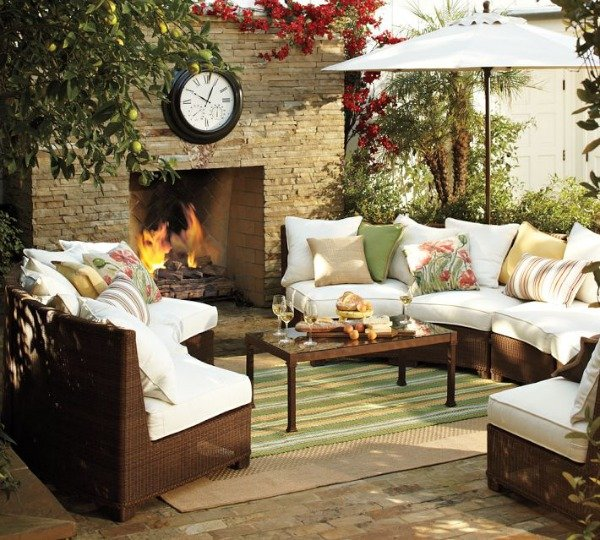 Are you ready to create an outdoor room four for Creating an outdoor living space
