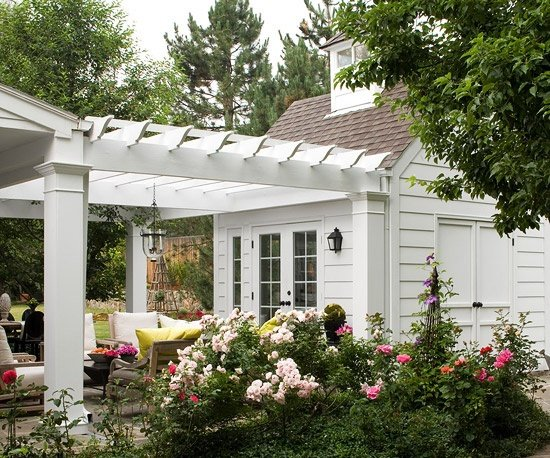 Are you ready to create an outdoor room four for Trellis carport