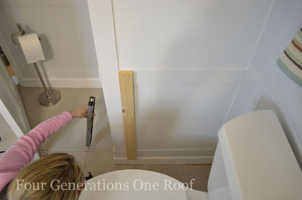 DIY Bathroom Magazine Rack {tutorial}_DSC0012