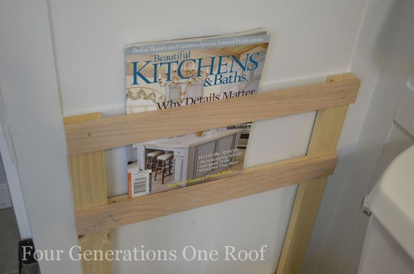 DIY Bathroom Magazine Rack {tutorial}_DSC0028