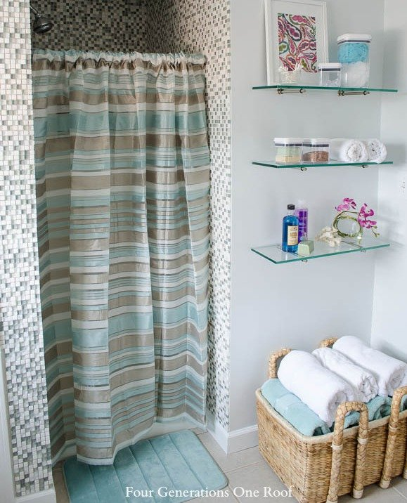 cottage bathroom refresh with Better Homes and Garden 12 WM
