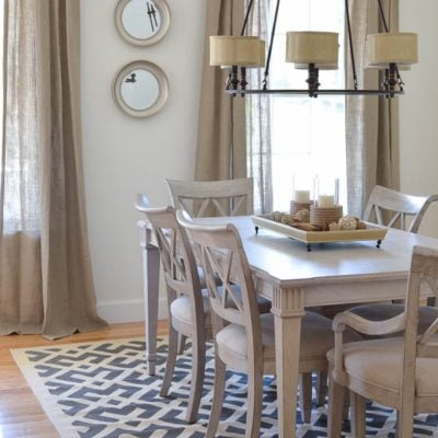 Decorating inspiration with West Elm + Anthropologie