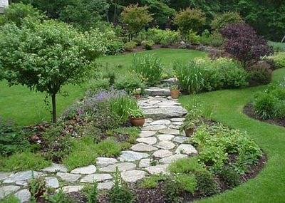 1000 images about entryway ideas on pinterest gardens - Pictures of stone pathways ...