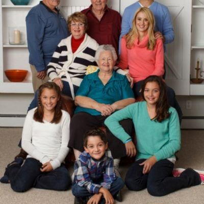 How to create a Multigenerational Home {our story}