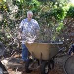 Wooden planter + multigenerational fun