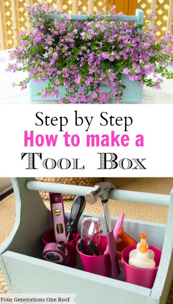 how to make a toolbox