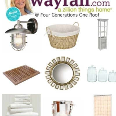 Wayfair Daily Fair Sales Event for Four Generations One Roof