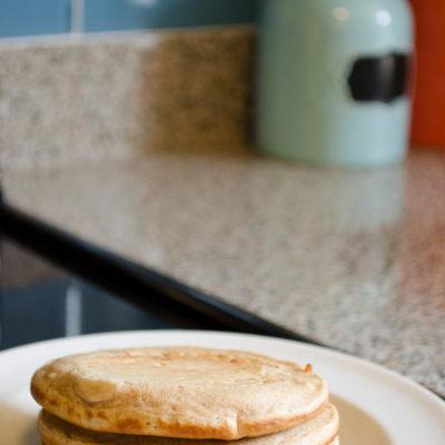 Pancake Sunday {multigenerational family tradition}