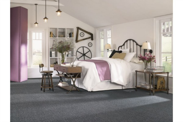 decorating with a mohawk pink rug