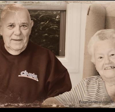 Multigenerational updates {renewing wedding vows}