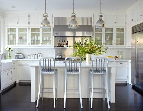 Favorite White Kitchens Four Generations One Roof