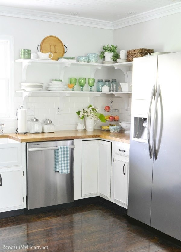 favorite white kitchens - Four Generations One Roof