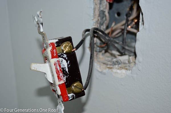 How To Install A Motion Sensor Light Switch Diy Four