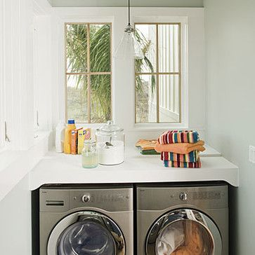 small space laundry room ideas5