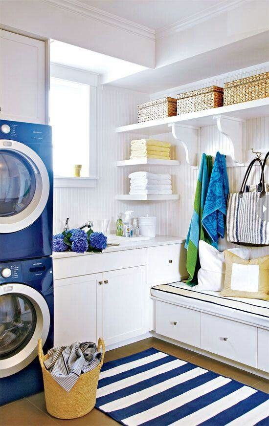 Small Space Laundry Room Ideas - Page 4 of 4 - Four Generations One Roof