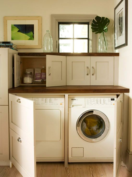 Small Space Laundry Room Ideas | Page 4 of 4 | Four Generations ...